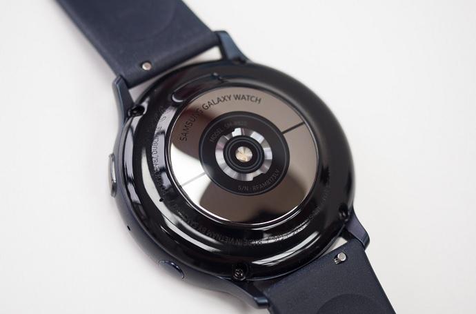 пульсометр Samsung Galaxy Watch Active 2