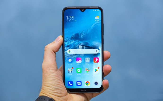 экран redmi note 8