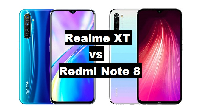 redmi note 8 vs realme xt