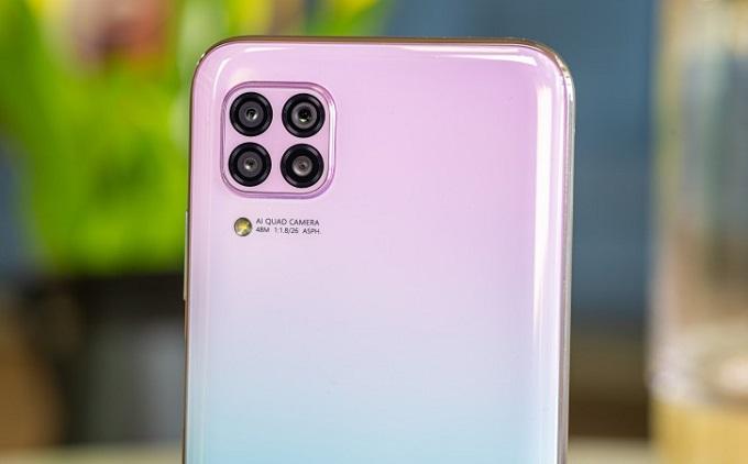 камера huawei p40 lite