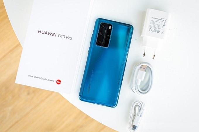 Комплектация Huawei P40 Pro