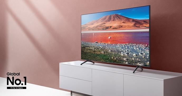 Samsung UE55TU7090U