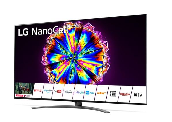 NanoCell LG 55NANO916NA