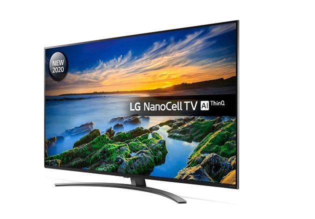NanoCell LG 55NANO866